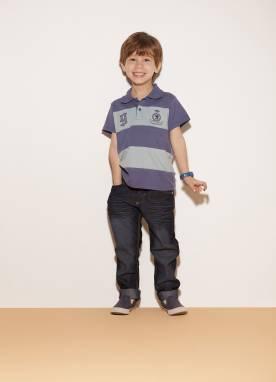 Calça Jeans Masculina Infantil