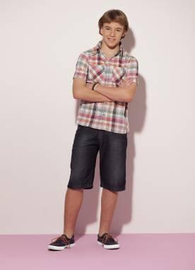 Bermuda Jeans Teen