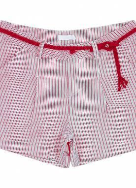 Shorts Tricoline em Malha