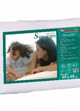 Travesseiro Lavável Sossego Com Proteção Anti-Ácaro