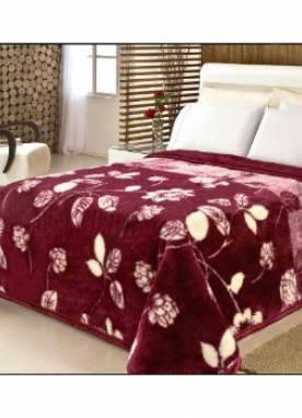 Cobertor Dupla Face King Ecológico Etruria - Lauren