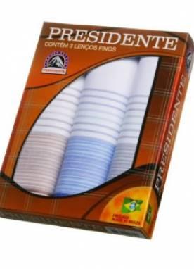 Lenços Finos Presidente