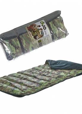 Colchonete e Saco de dormir (2 em 1) Duocamping