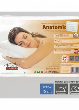Travesseiro Anatomic com Air System