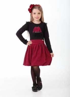 Vestido Blusinha Cotton