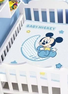 Cobertor Raschel Não Alérgico Disney