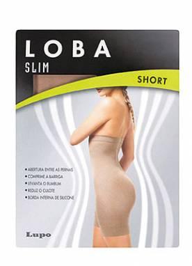 Short modelador Loba Slim Lupo 5694-01