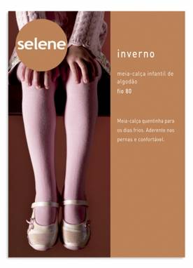 Meia-Calca Selene Infantil 9555