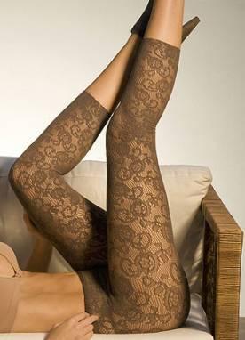 Legging Trifil Floral Fio 40- 6141