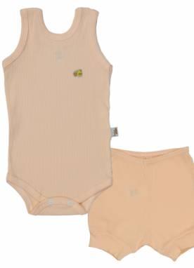Conjunto Body Regata e Shorts