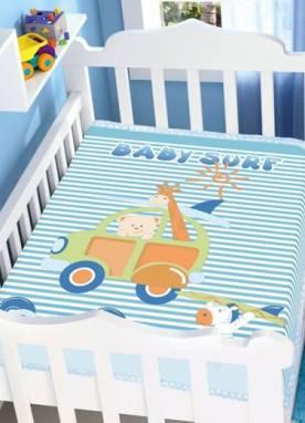 Cobertor Berco Raschel 90x110 Jolitex