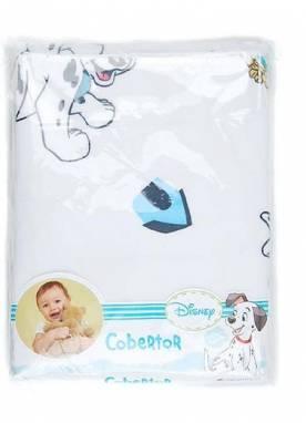 Cobertor Baby Estampa Dalmatas - Incomfral