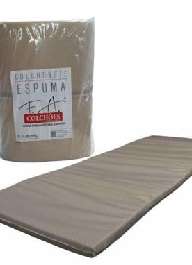Colchonete Espuma D20 Certificada pelo Inmetro