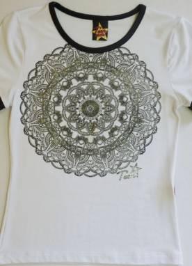 Blusa Feminina Mandala