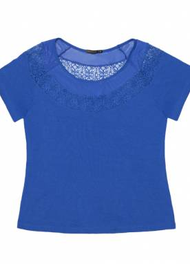 Blusa Recorte Lisamour