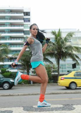 Shorts Feminino Fitness