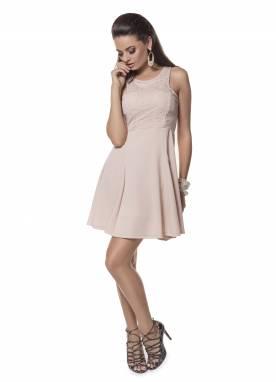 Vestido Dalila Rendado