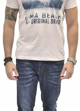 Camiseta Masculina 1210259 Estampada