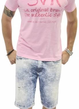 Camiseta Masculina 1940028 Estampada