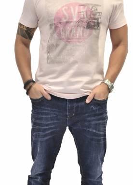 Camiseta Masculina 1210269 Estampada
