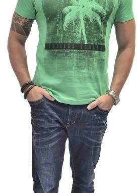 Camiseta Masculina 1210267 Estampada