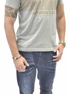 Camiseta Masculina 1930128 Estampada