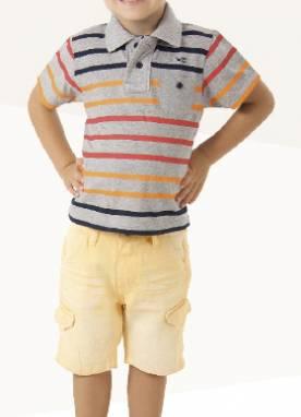 Camiseta Masculino Polo