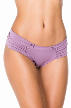 Tanga lateral larga satin
