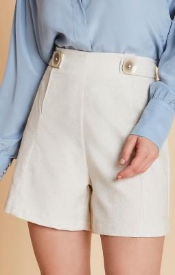 Shorts Botoes