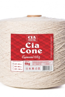 NATURAL CIA CONE 6KG