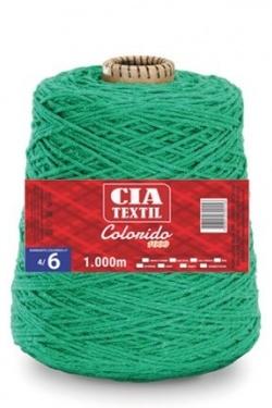 BARBANTE COLORIDO 1000 - CIA TEXTIL