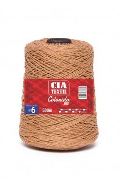 BARBANTE COLORIDO 500 4/6 | CIA TEXTIL