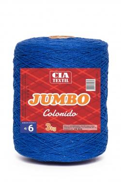 BARBANTE COLORIDO JUMBO 3Kg 4/6 | CIA TEXTIL