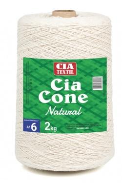 NATURAL CIA CONE 2KG 4/6