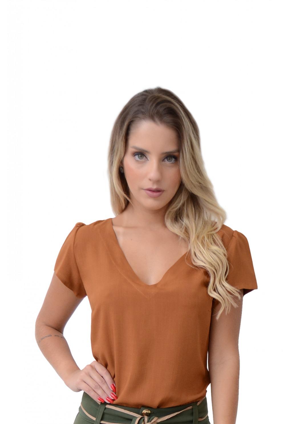 Blusa Mamorena básica