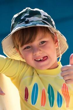 Chapéu Camuflado UV SUN COVER