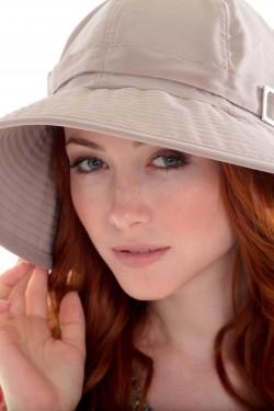 Chapéu Dijon Capuccino de Proteção UV SUN COVER