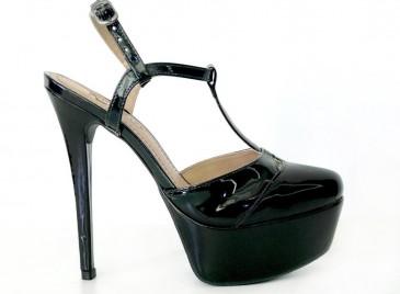 Sandália Pure Black