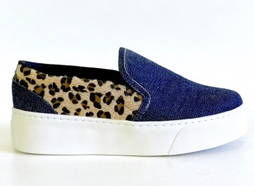 Slip On Jeans Wild June