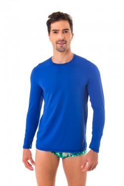 camisa estampada masculina